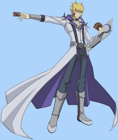 Jack Atlas Yu Gi Oh 5d S Absolute Anime