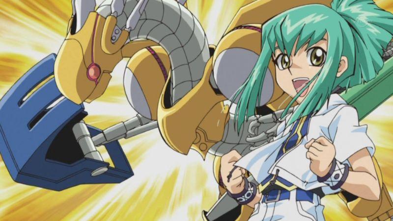 Leo • Yu-Gi-Oh! 5D's • Absolute Anime
