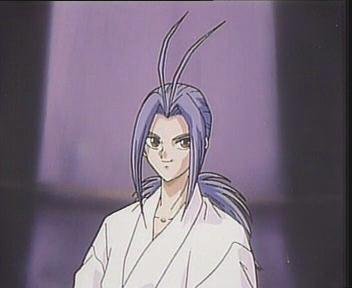 shishiwakamaru � yu yu hakusho � absolute anime