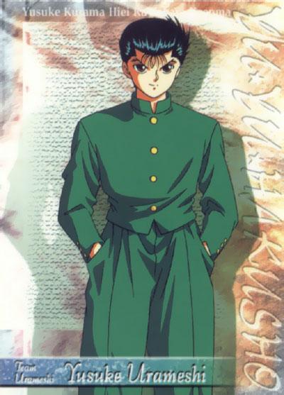 Yusuke Urameshi Yu Yu Hakusho Absolute Anime